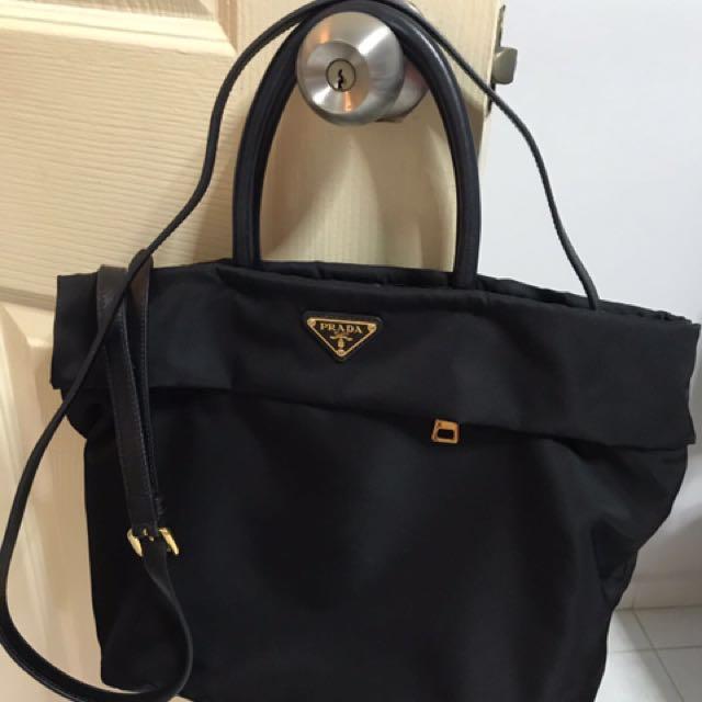 d1de5446c4 ❗️BESTPRICE❗  Authentic Prada Nylon Bag