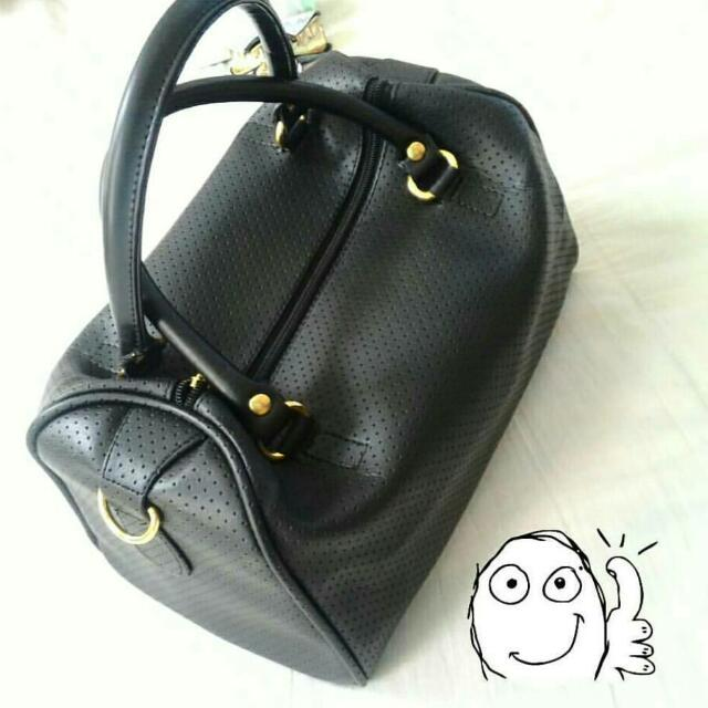 BLACK CANDY BAG