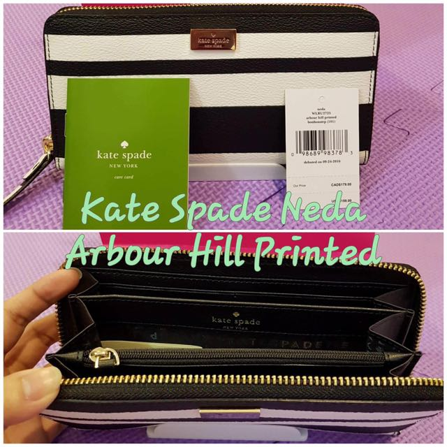 BN Kate Spade Wallet