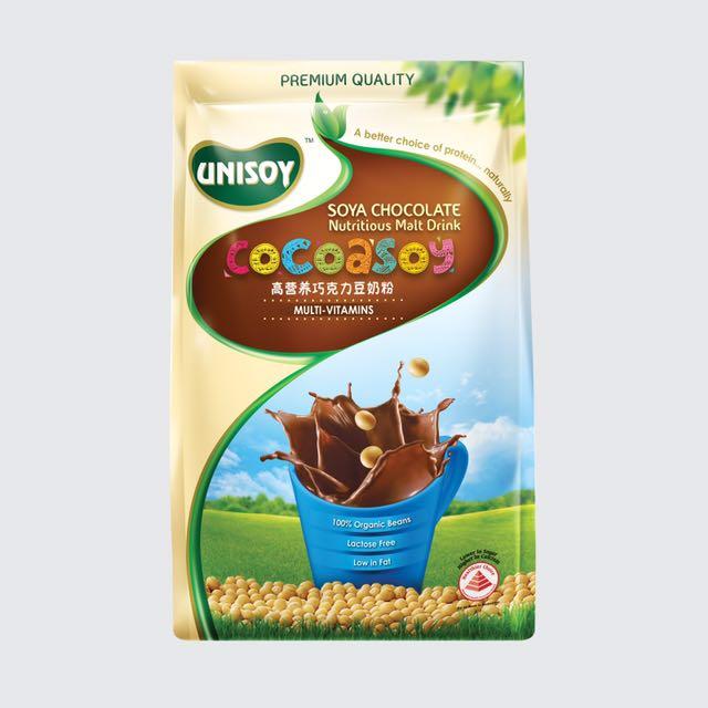 BN Unisoya CocoaSoy