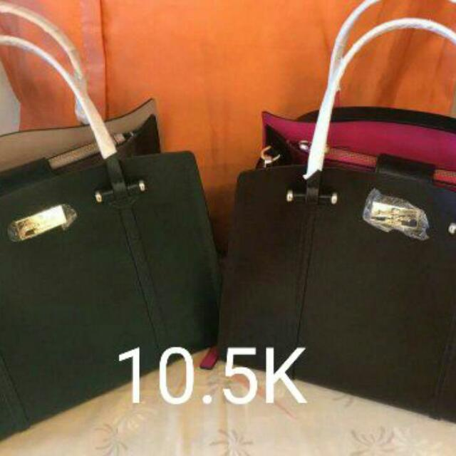 Branded Bags and Wallet
