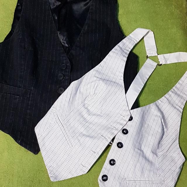 ❤Bundle: Preloved Ladies Vest