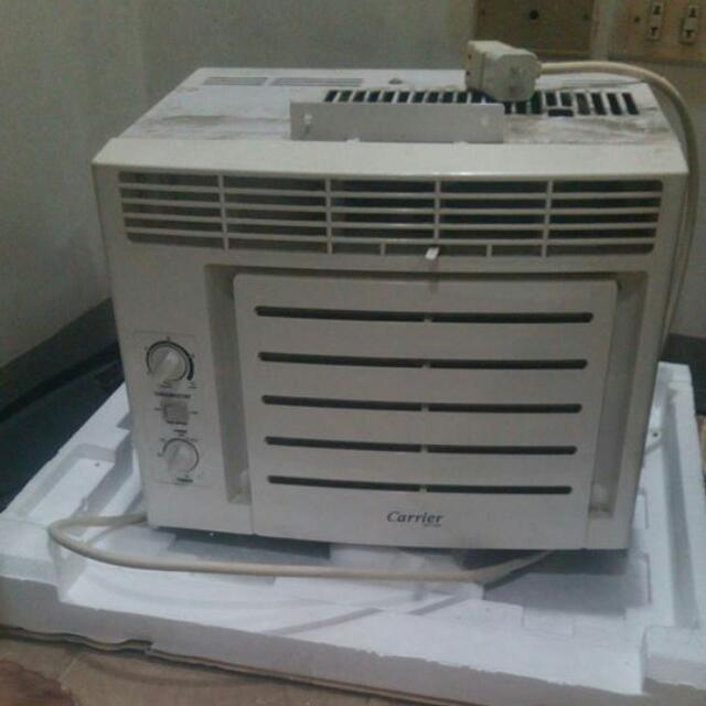 Carrier Window Type .05HP AC