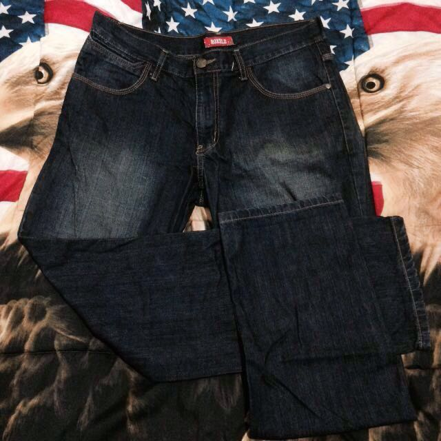 Celana Jeans Roxeld Type Reguler