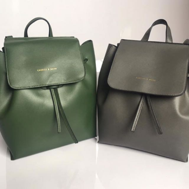 Charles and Keith Bags