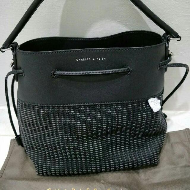 Charles N Keith (Bucket Bag)