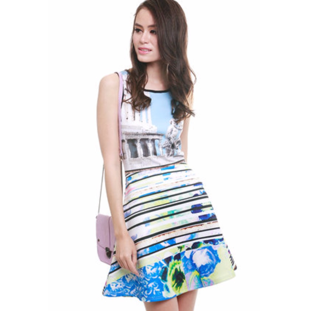 a9940f0ed96 CLEARANCE SALE!  MDS Collections Neoprene Acropolis Roman Goddess ...