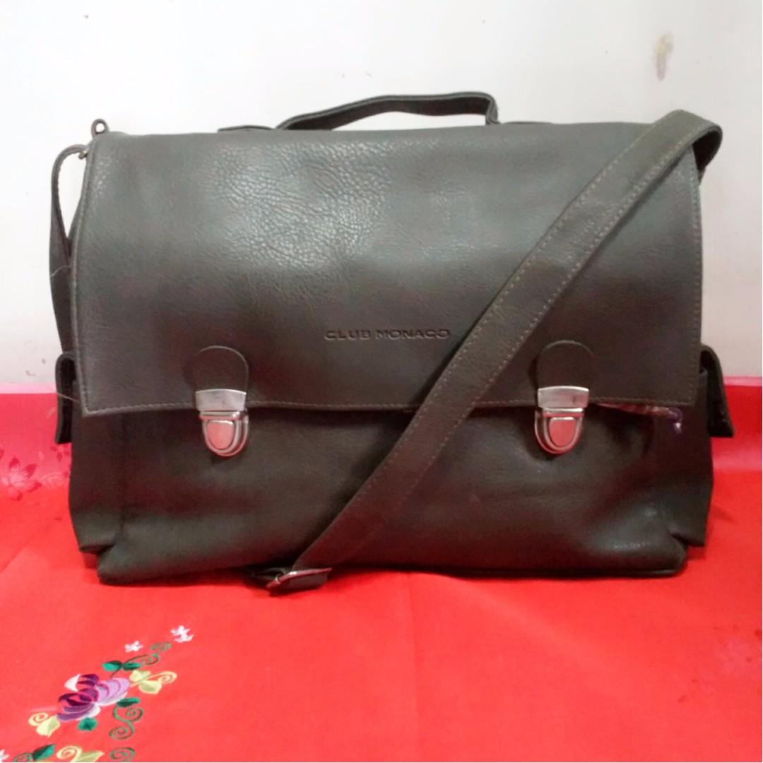 CLUB MONACO Messenger Bag