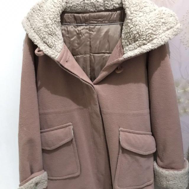 Coat Nude pink