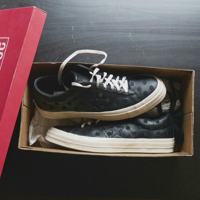 CONVERSE ONE STAR 74 Cons Onestar (Not Vans Sepatu Kerja Pantofel Chuck Taylor Ct Adidas Nike)