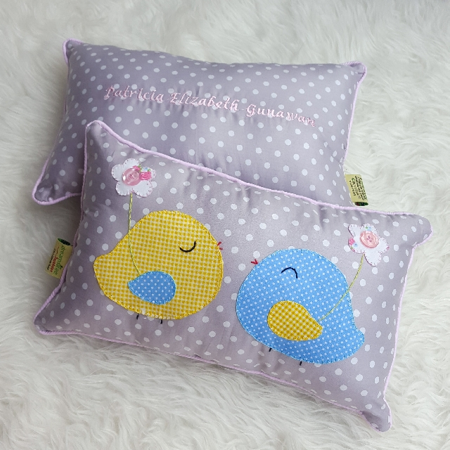 cushion for souvenirs / hampers