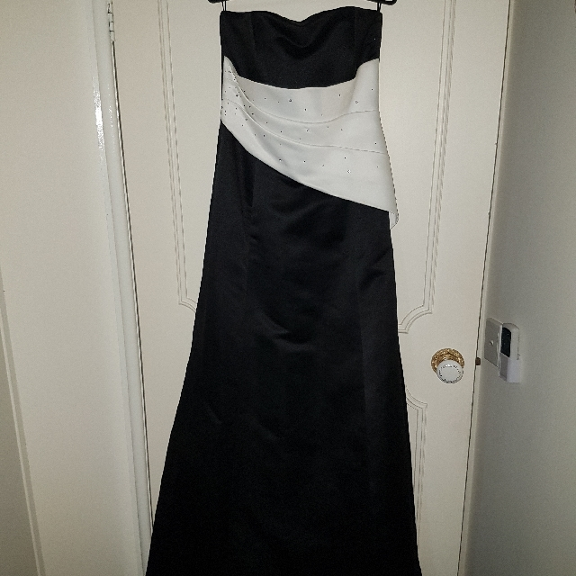 Custom made formal dress