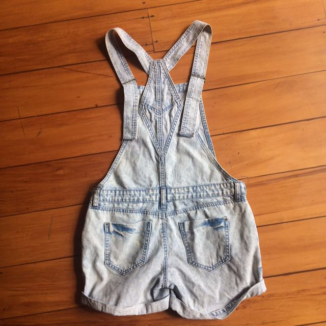 Denim Overalls - River Island