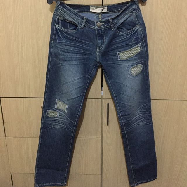 Denim Spice Jeans (size28)