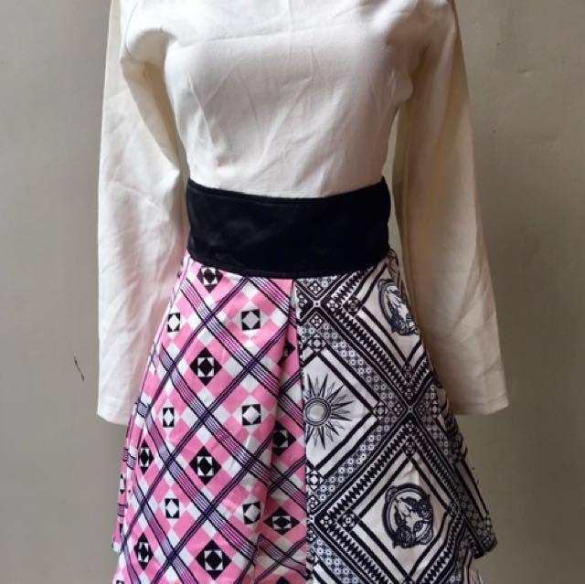 Dress sabrina premium bagus bgt