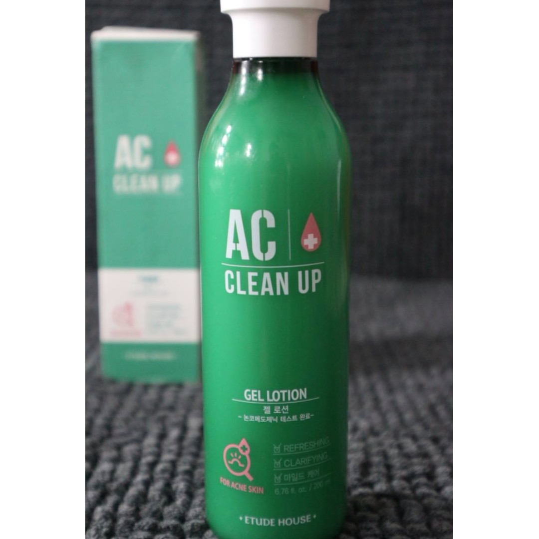 Etude House AC Clean Up Lotion 200 ML
