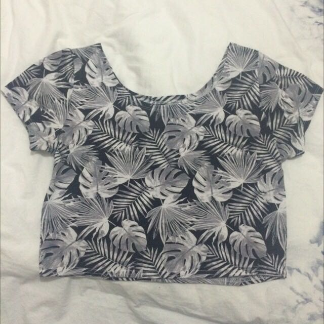 Factorie Crop Top Size Small
