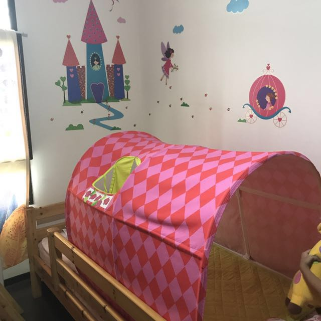 Flexa Tent Bed.Flexa Bed Tent Cave Furniture Others On Carousell