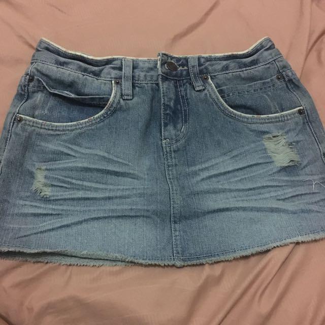 Gaudi mini skirt size M