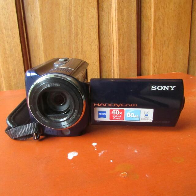 Handycam Sony DCR SR68