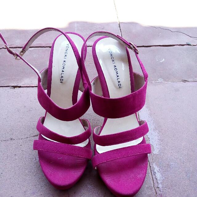 High Heels By Yongki Komaladi