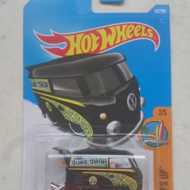 Hot wheels kool kombi mooneyes, Toys & Games, Bricks