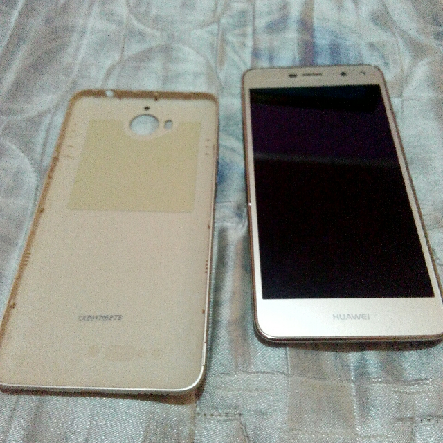 Huawei Y5 2017 Gold on Carousell
