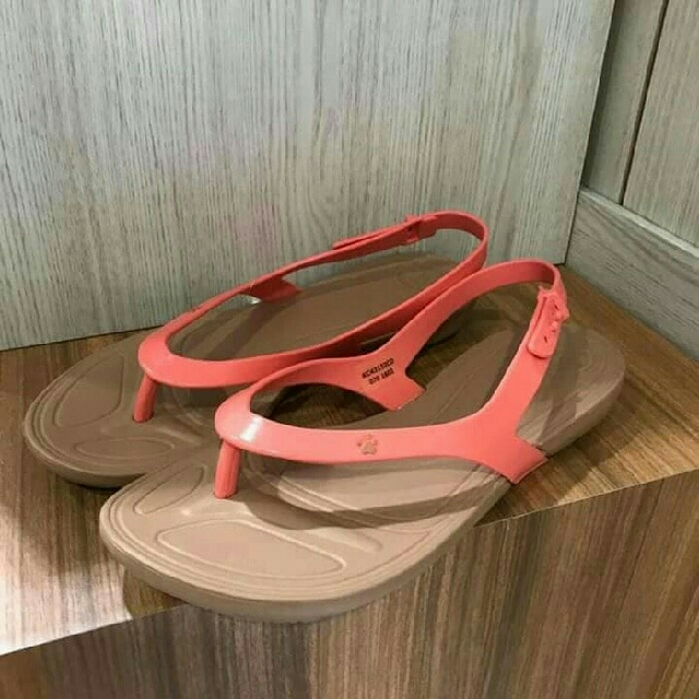 Hush Puppies Glee Coral Sandal Wanita Branded Original 56999beaee