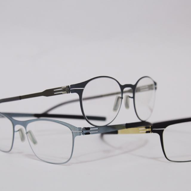 Ic berlin frames, Men\'s Fashion, Accessories on Carousell