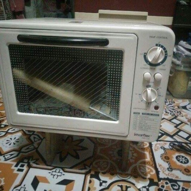 Imarflex Automatic Electric Oven