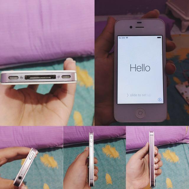 iPhone 4S 64Gb White