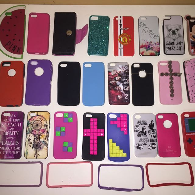 iPhone 5/4 phone covers