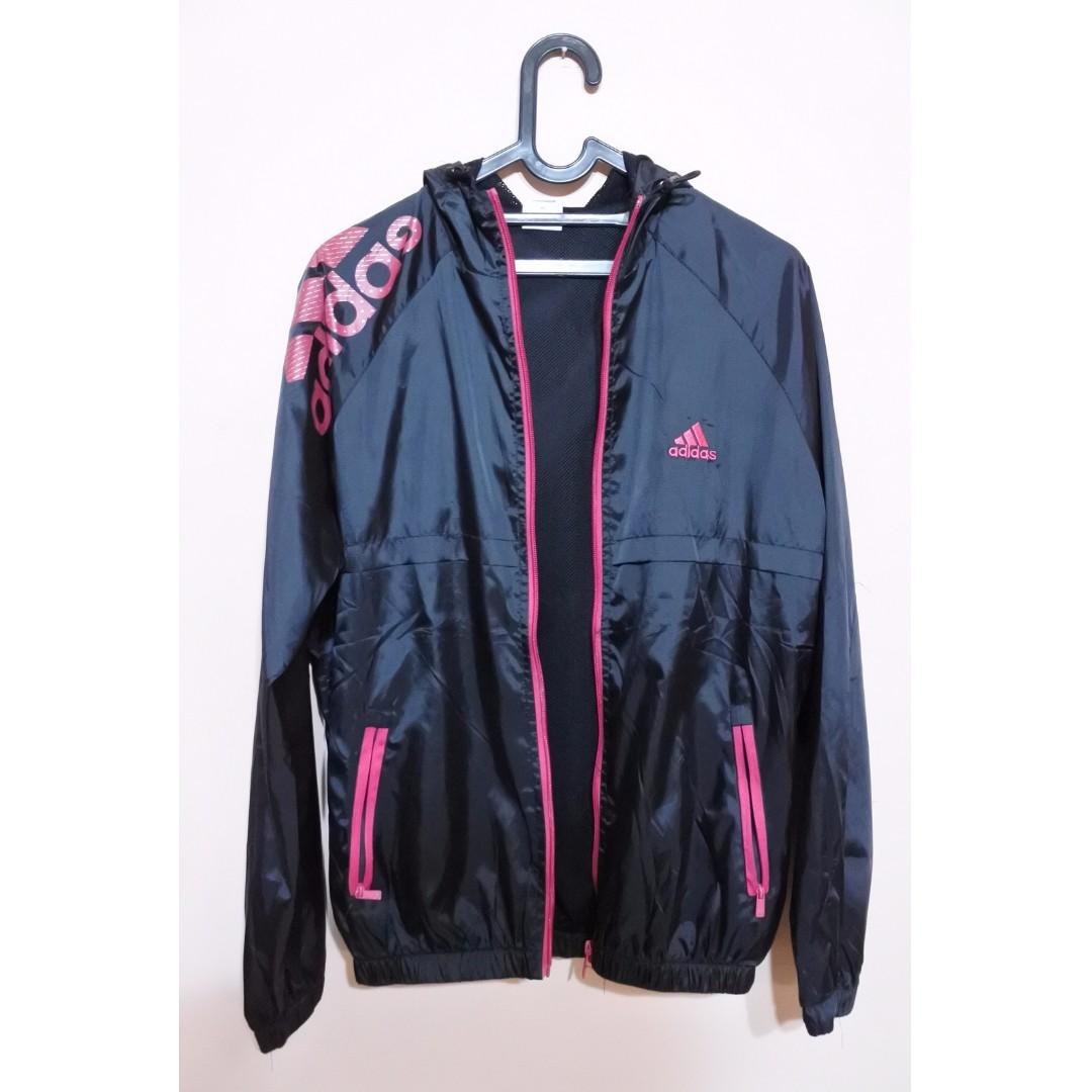 Jaket Parasut Wanita Adidas (XL) 35c3ae4eff