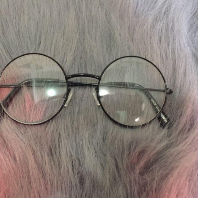 Kacamata Bulat