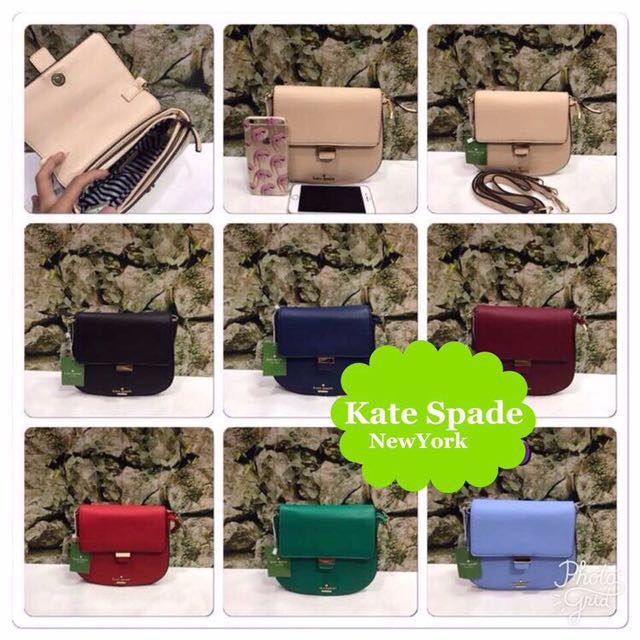 Kate Spade Small Sling 3 for Php2,500