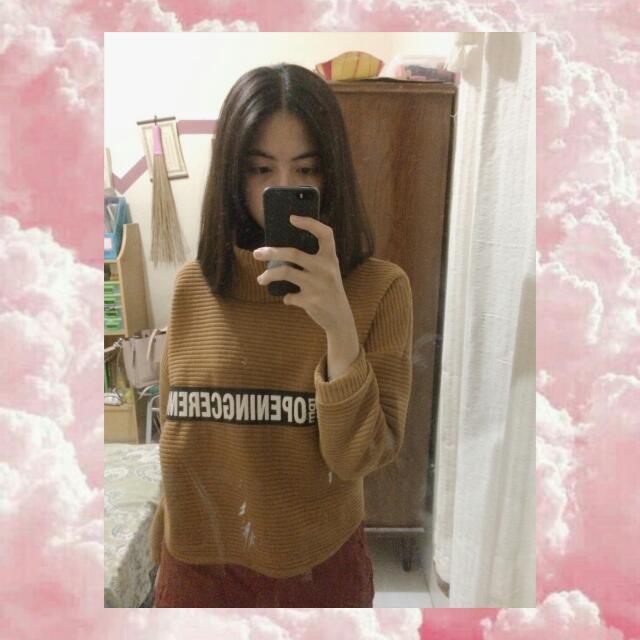 Korean Turtleneck Sweater