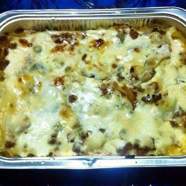 Lasagna And Baked Mac