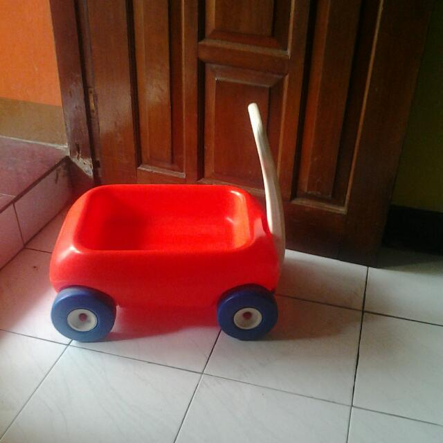 Lil Little Tikes Wagon
