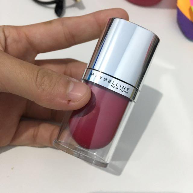 Lipgloss maybeline nomor 8
