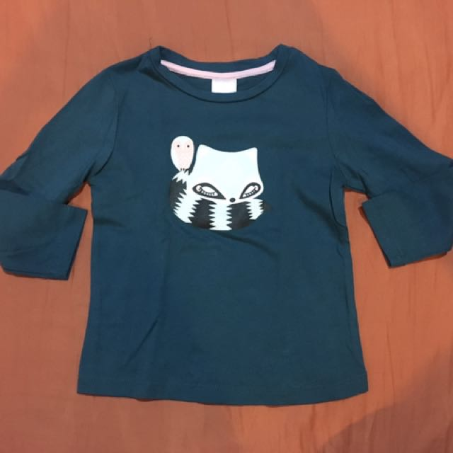 Long Sleeves Tops For Babies