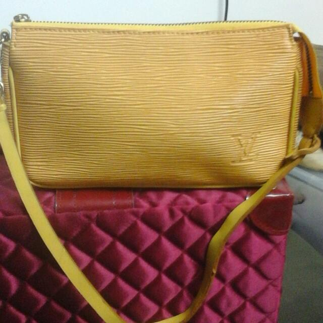 Lv Small Bag 2nd Hand