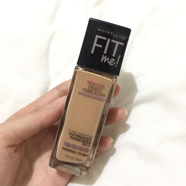MAYBELLINE - Fit Me 125 Nude Beige
