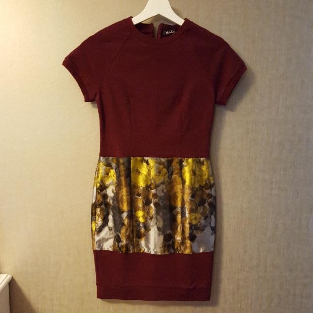 Meiji Maroone Dress
