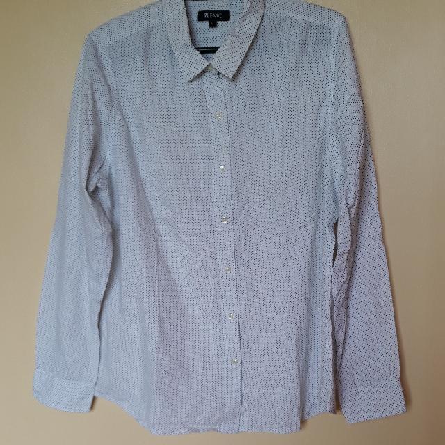 MEMO long sleeves w/ collar