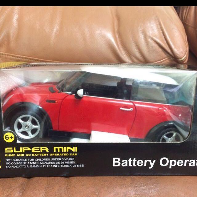 Mini Cooper車子
