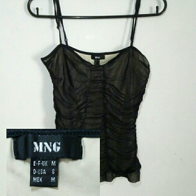 MNG black Top