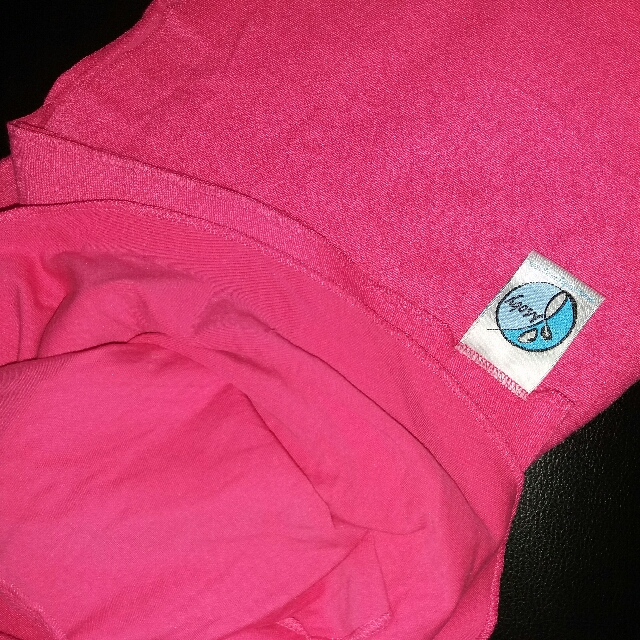 Moby Wrap Pink