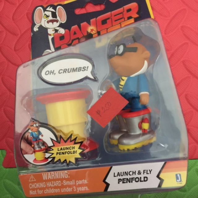mouse danger toy