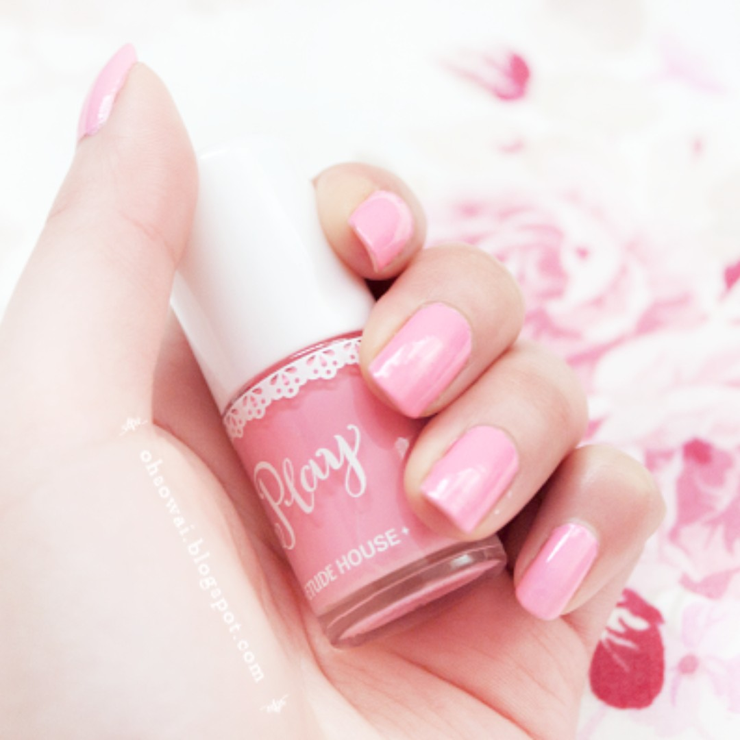NEW EtudeHouse Play Nail No. 22, 89, 37