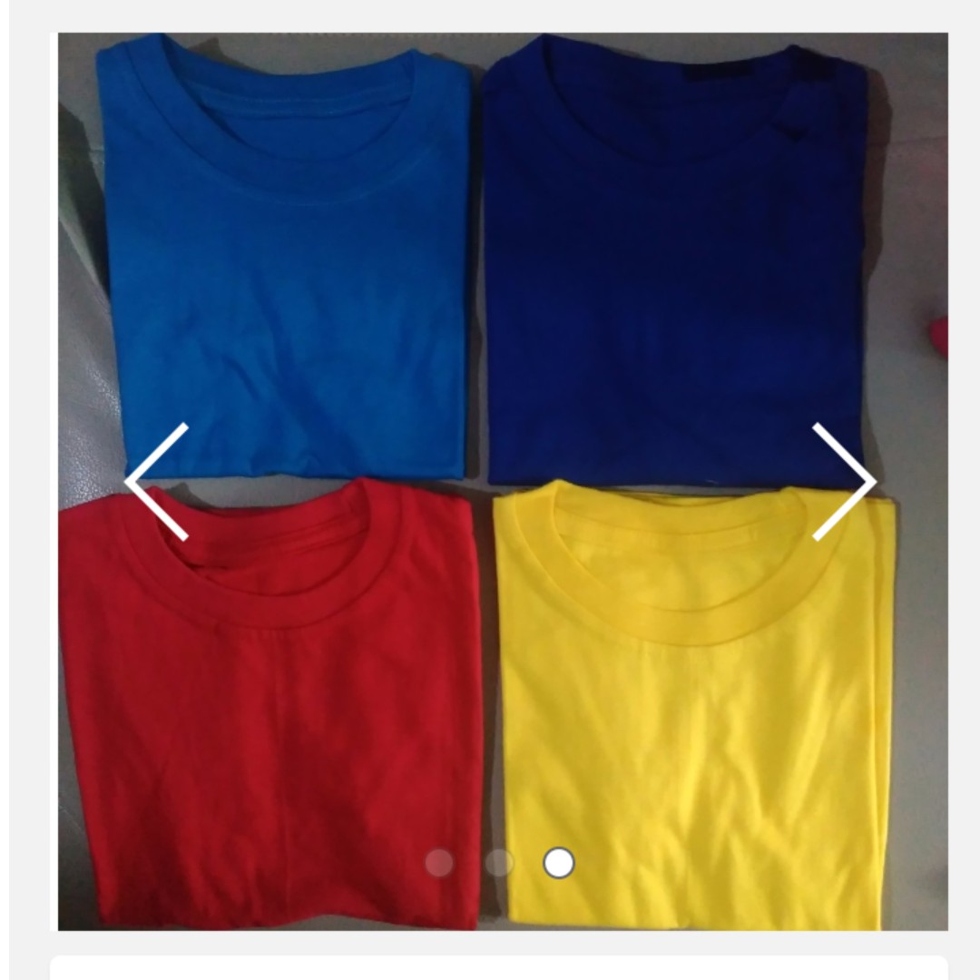 NEW Tshirt umur 1-3 thn Kaos Anak Unisex Katun Kombet 30